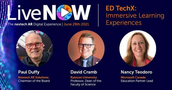 Live NOW Ed Tech