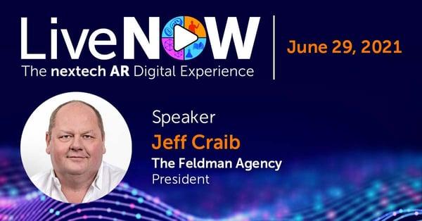 Live NOW Jeff Craib