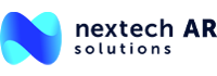 Nextech AR Solutions Logo - Dark