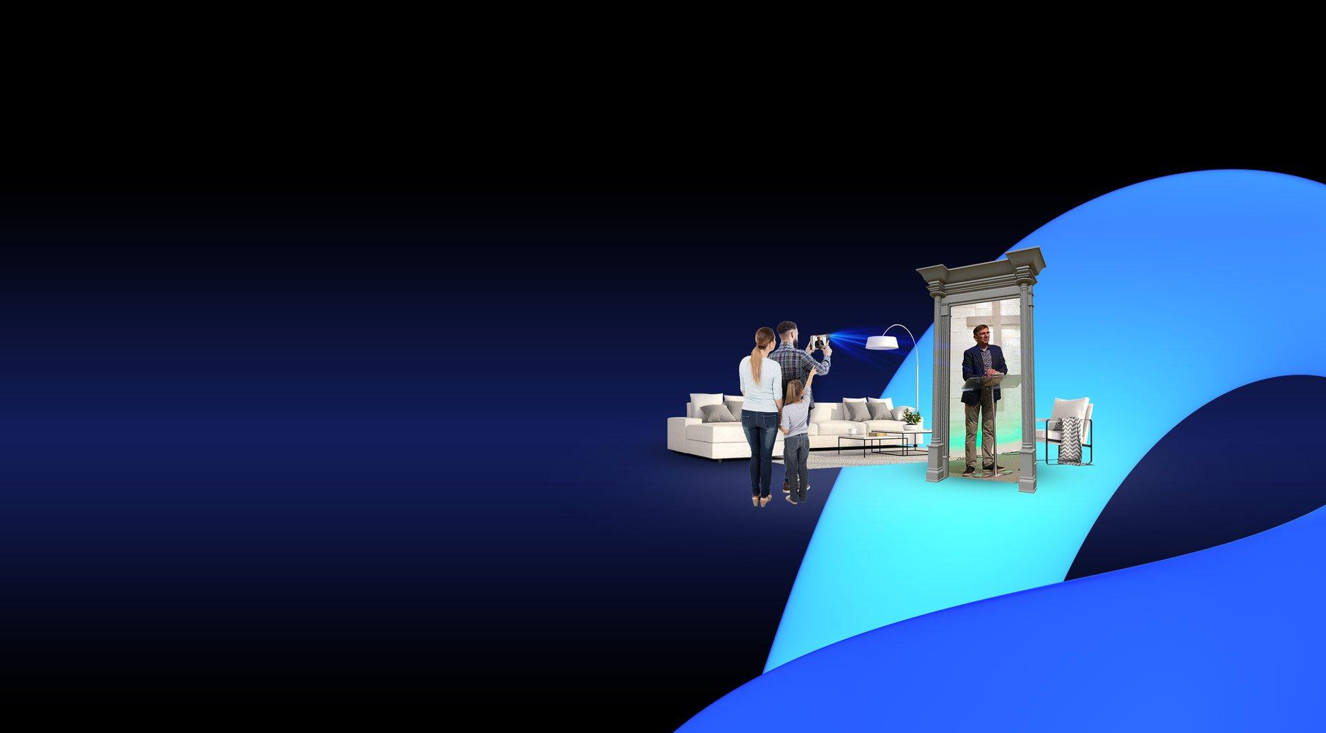 Faith and Worship Virtual Platform
