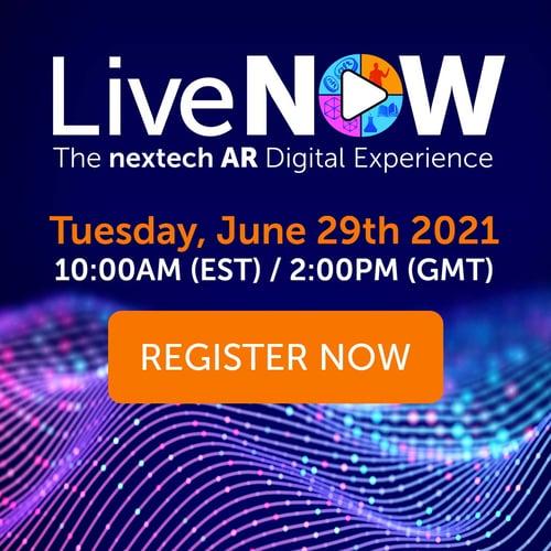 Live NOW - The nextech AR Digital Experience