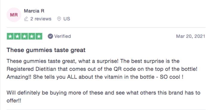 Genie in a Bottle Review