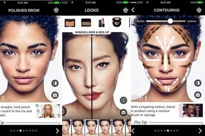 Sephora Augmented Reality