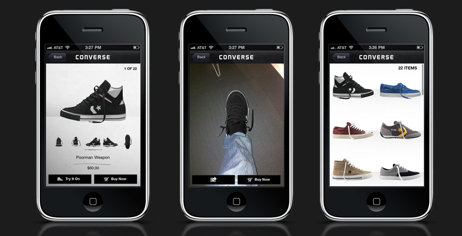 Converse Augmented Reality