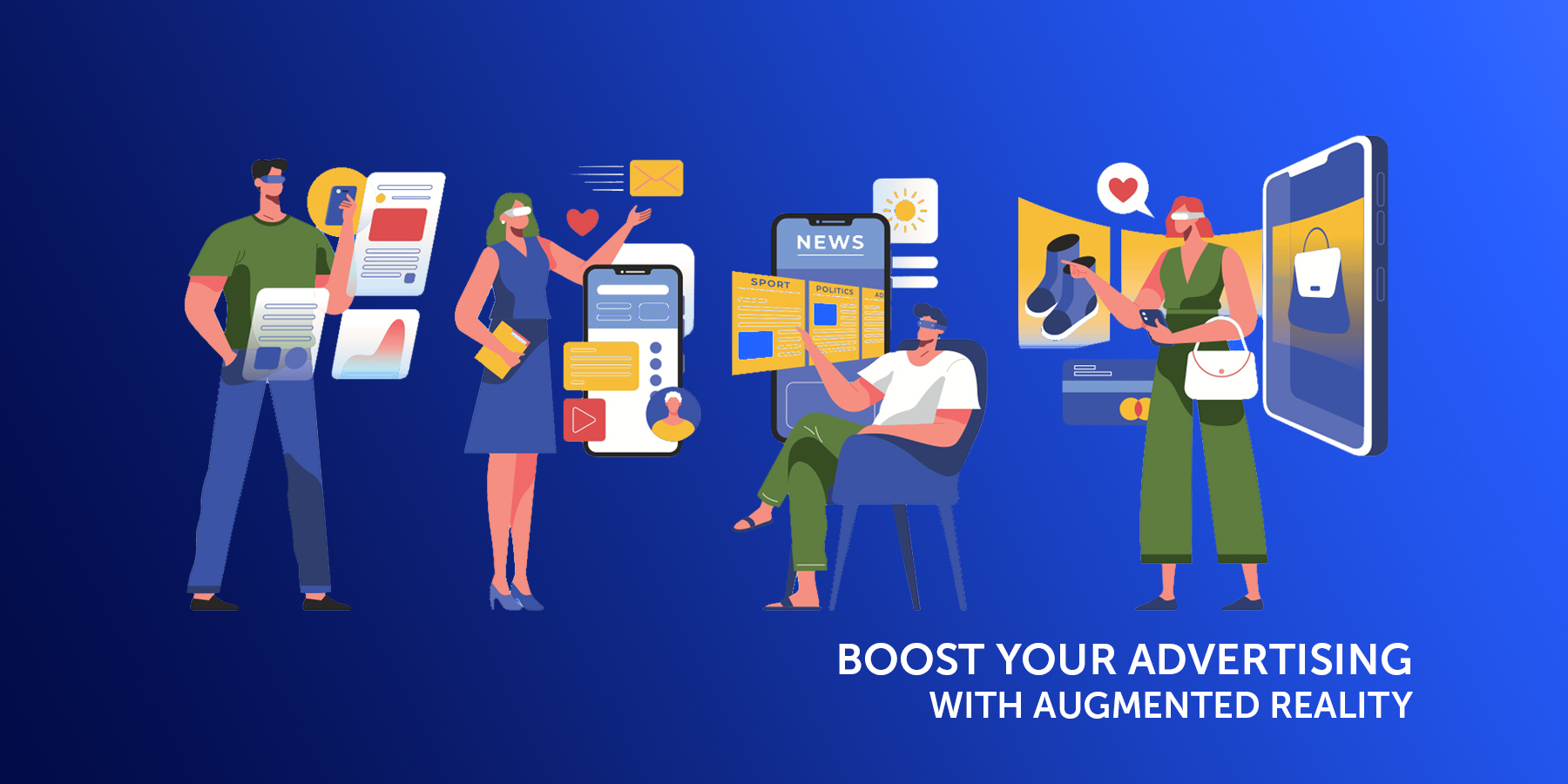 Boost Your Advertising with Augmented Reality