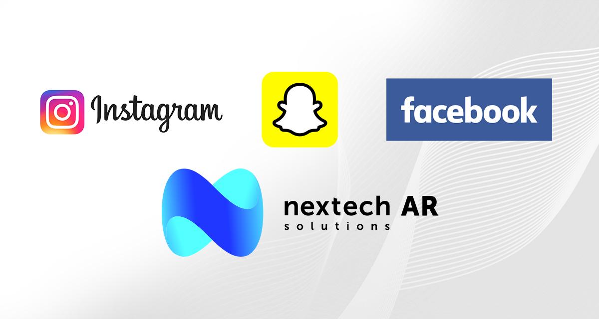 Nextech Instagram Snap Facebook