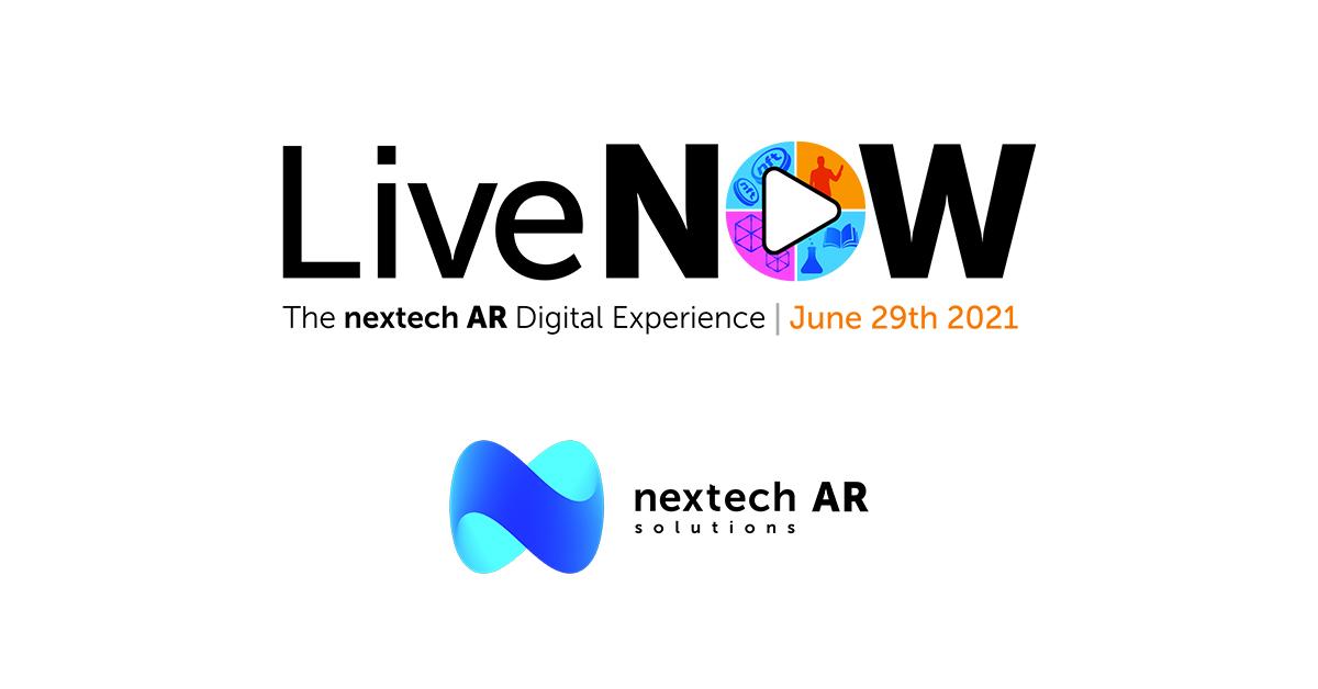 Nextech AR Solutions Announces a LiveX Showcase Event