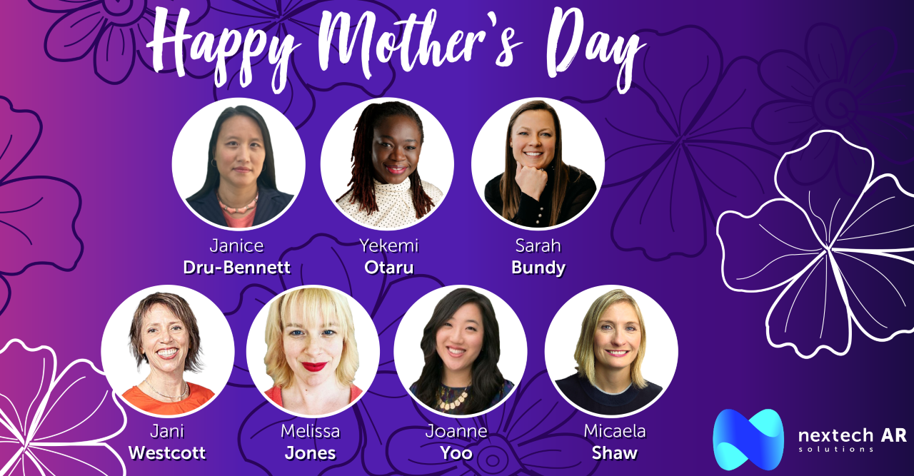 Happy Mother's Day from Nextech AR